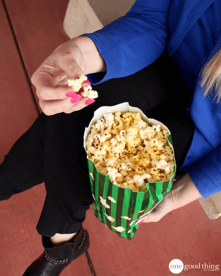 "5 Ways To Take Your ""Dinner & A Movie"" Date Night To The Next Level"