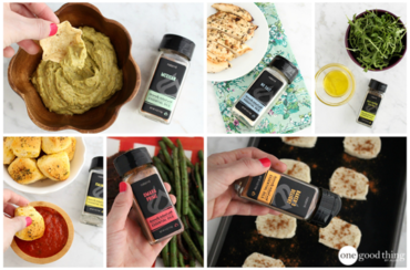 Essential Oil Spice Blends