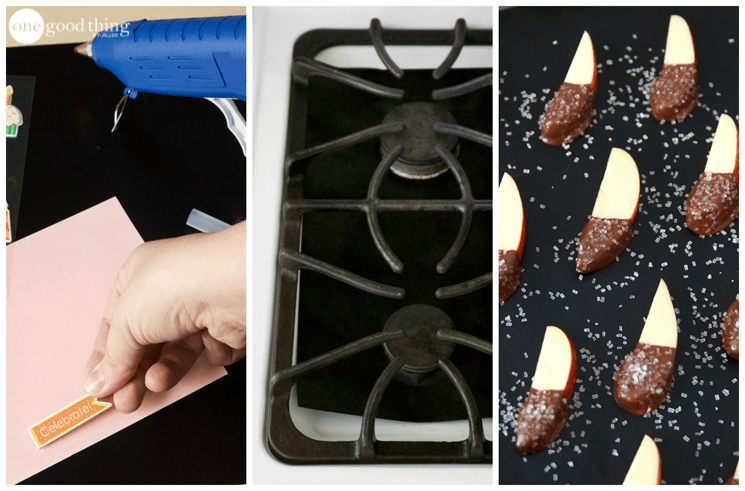 Creative Uses For Grill/Oven Mats