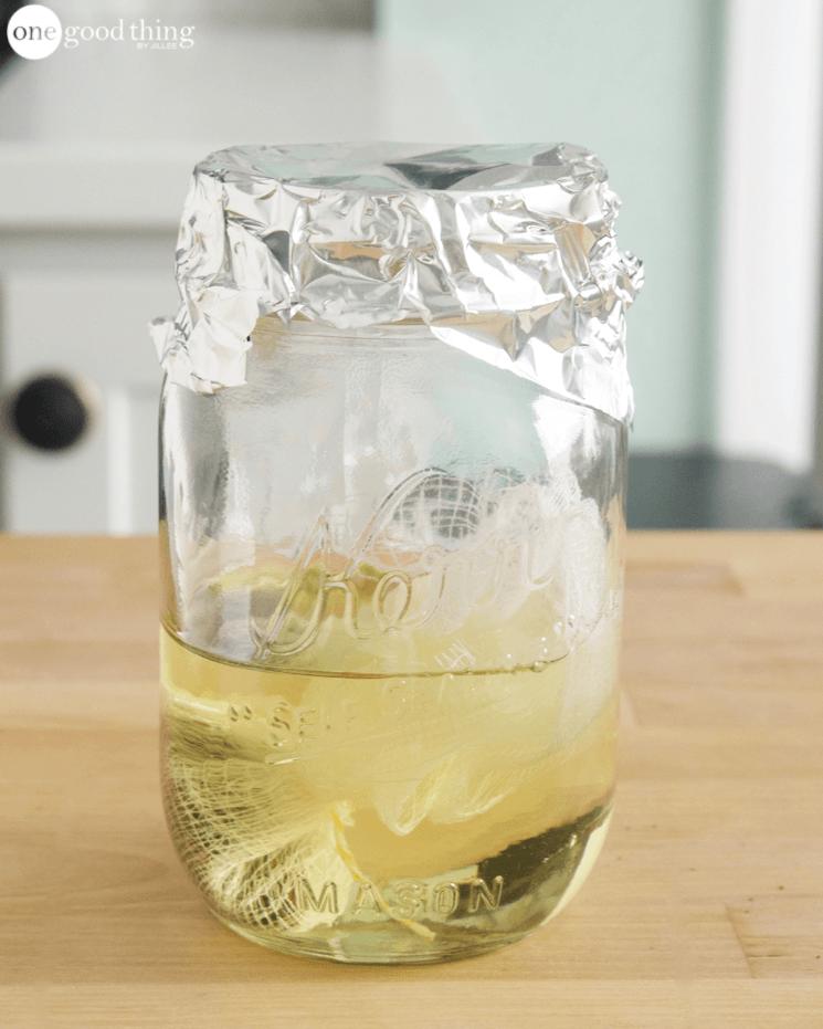 Homemade Clove Oil