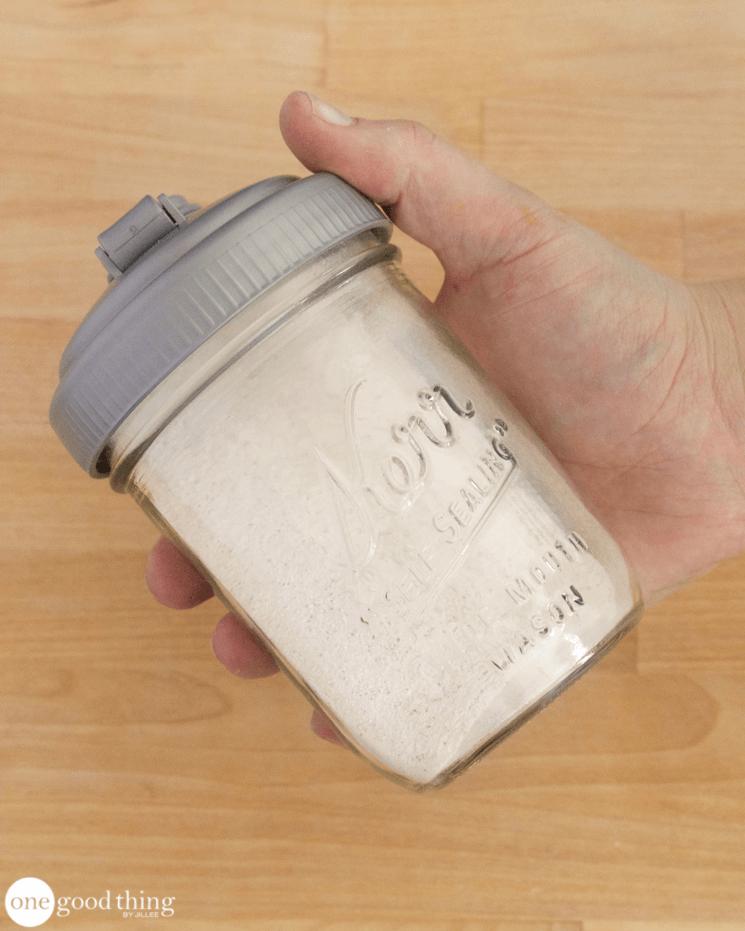 Natural Carpet Powder