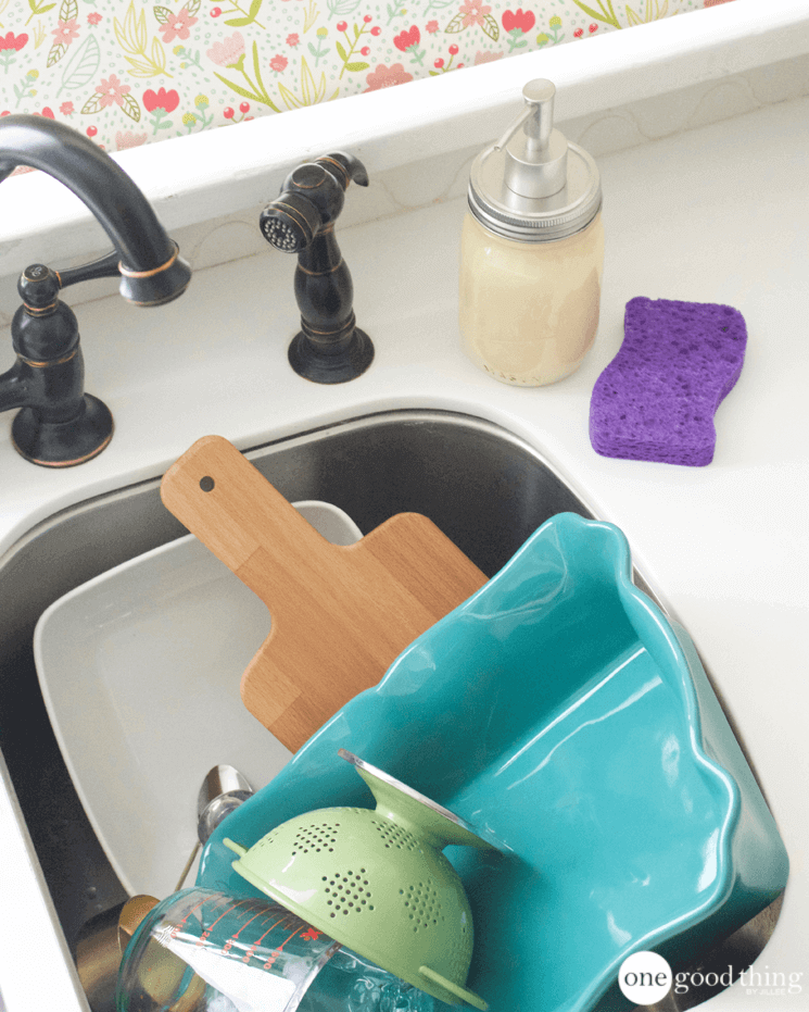 Make Your Own Dish Soap