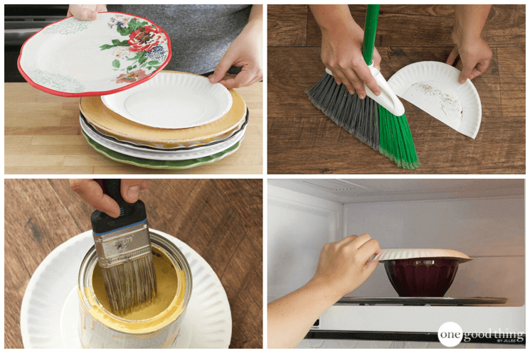Uses For Paper Plates