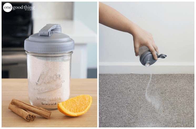 keep your house smelling fresh