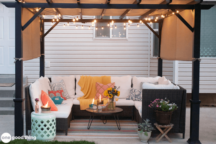 How To Clean Your Outdoor Cushions
