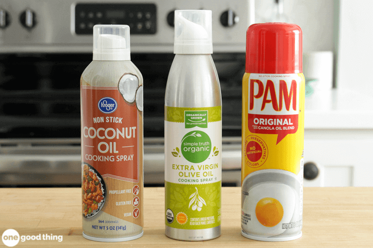 Ways to Use Cooking Spray