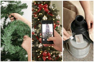 Christmas Tree Hacks