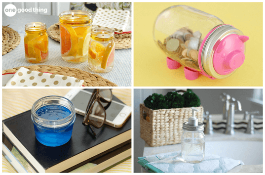 13 Brilliant Things You Can Do With A Glass Jar