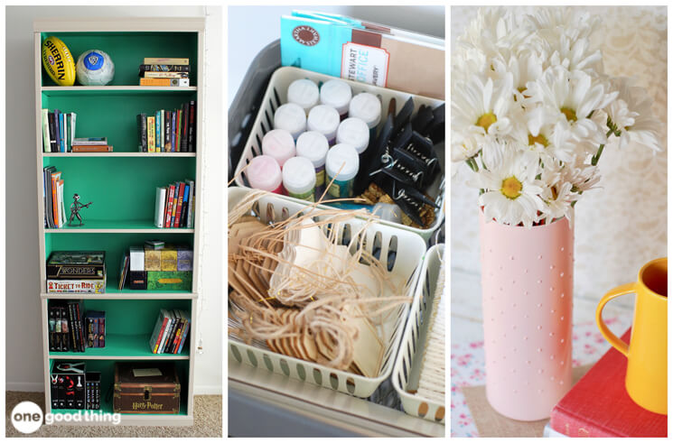 19 Easy Spray Paint Ideas That Will Save You Money