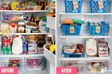 Cleaning Your Fridge