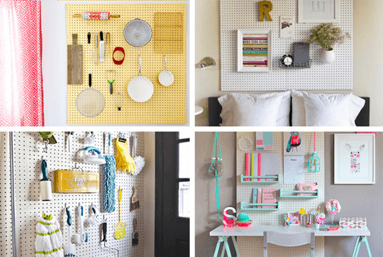 12 Genius Pegboard Ideas That Will Inspire You To Get Organized