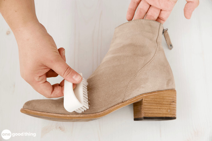 How To Clean Suede