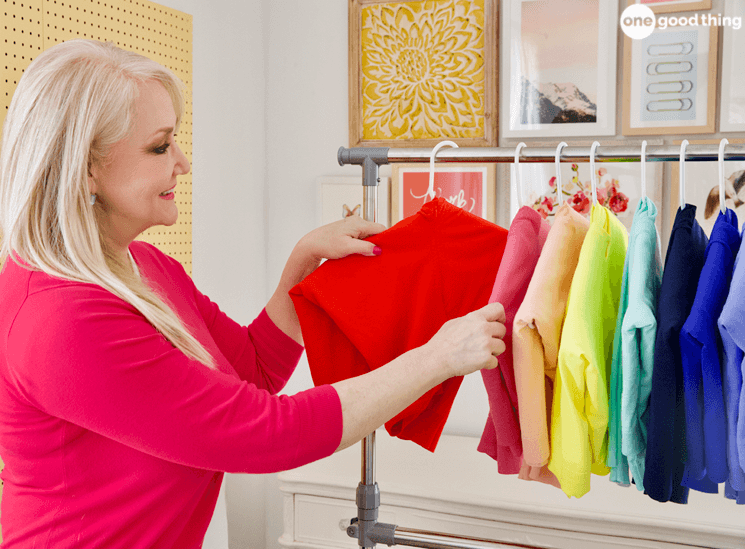 How To Hang-Fold Your Sweaters