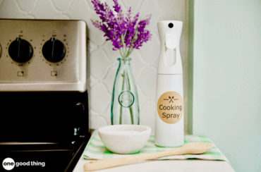 make your own cooking spray