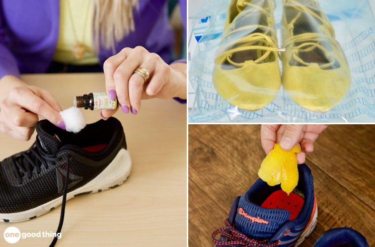 Remove Odor From Stinky Smelly Shoes