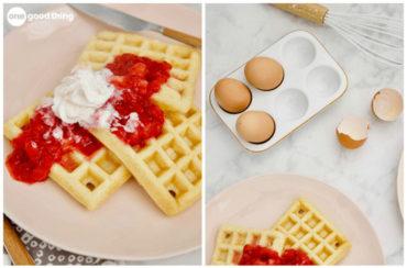 Fiuffy Waffles