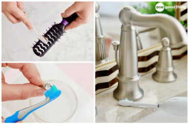Things You Can Clean with a Toothbrush