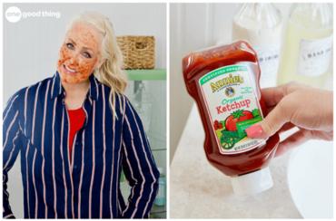 Ketchup Facial