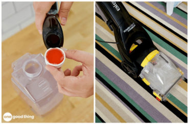 Homemade Carpet Cleaner Solution