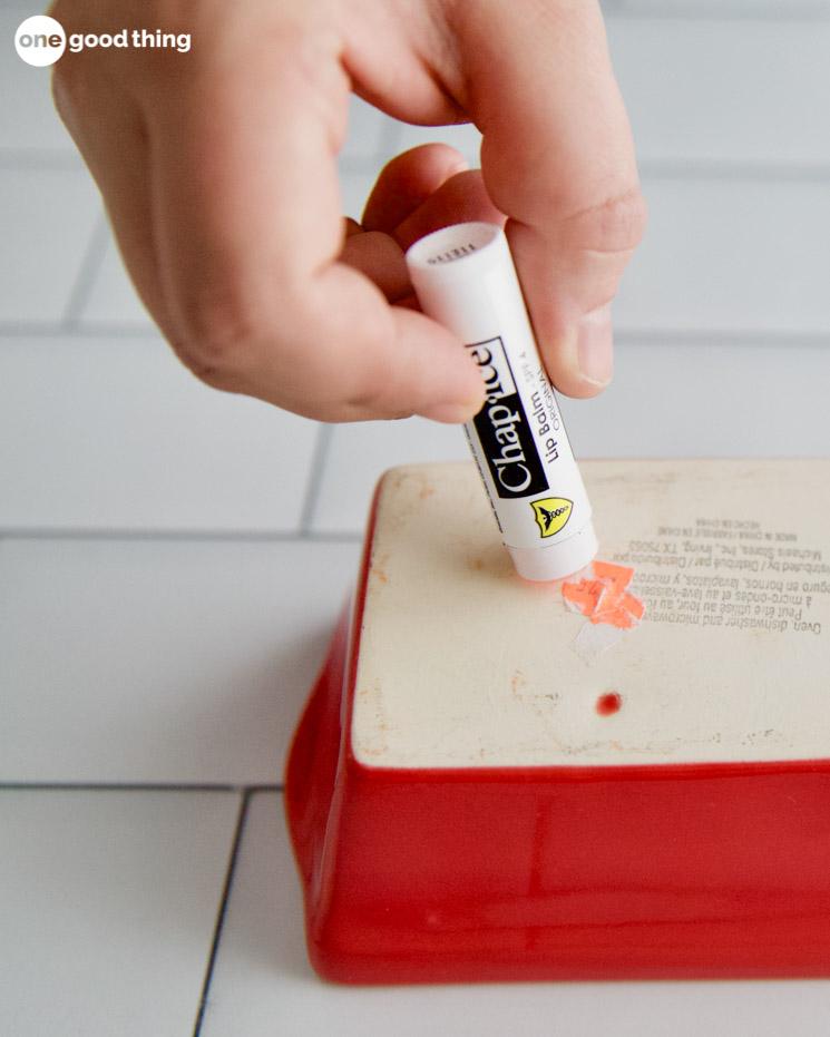 Stubborn Sticker Residue