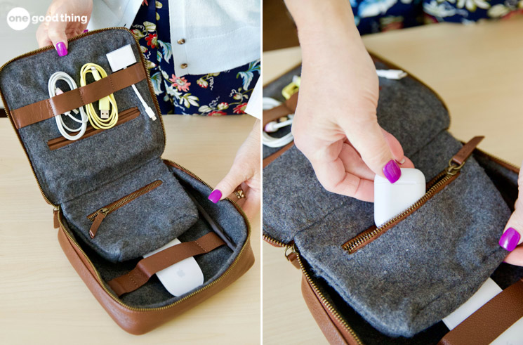 electronic accessories organizer