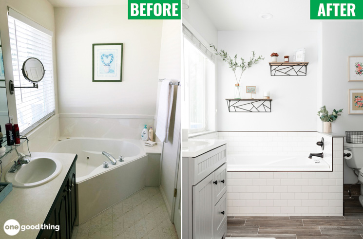 This Is How I Finally Got The Bathroom Makeover Of My Dreams