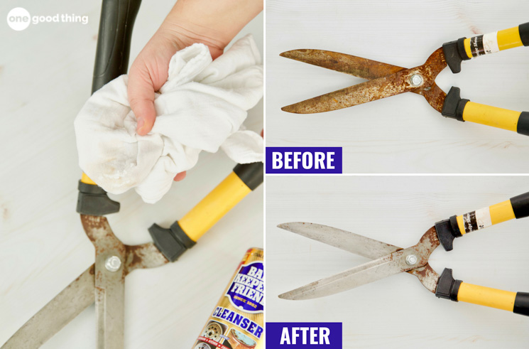 6 Unexpected Ways To Remove Rust With