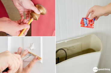 home repair hacks