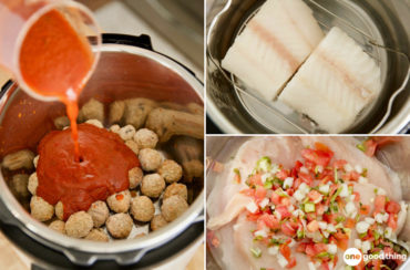 Cooking Frozen Food In Your Instant Pot