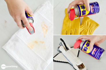 Uses for WD-40