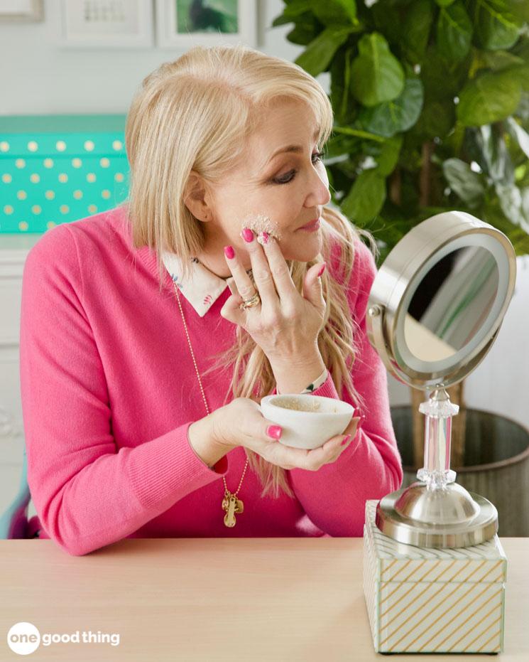 Nighttime Anti-Aging Treatment