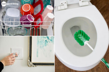 Gross Cleaning Mistakes