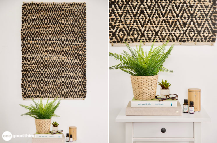 How To Hang A Rug On Your Wall