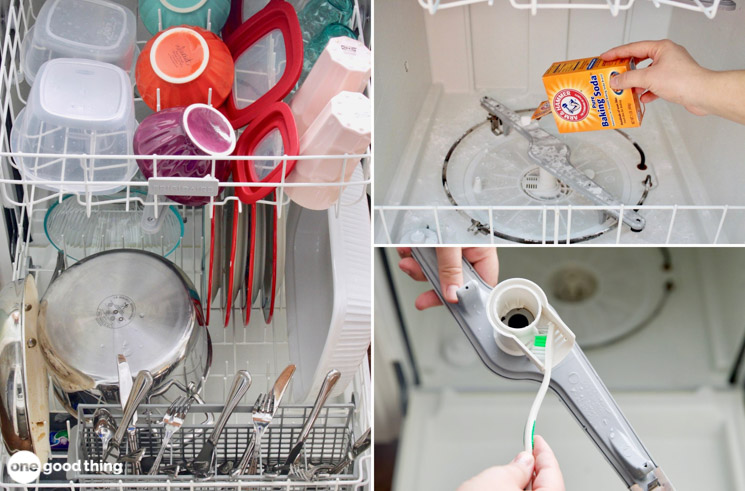 How To Clean A Dishwasher In 3 Steps