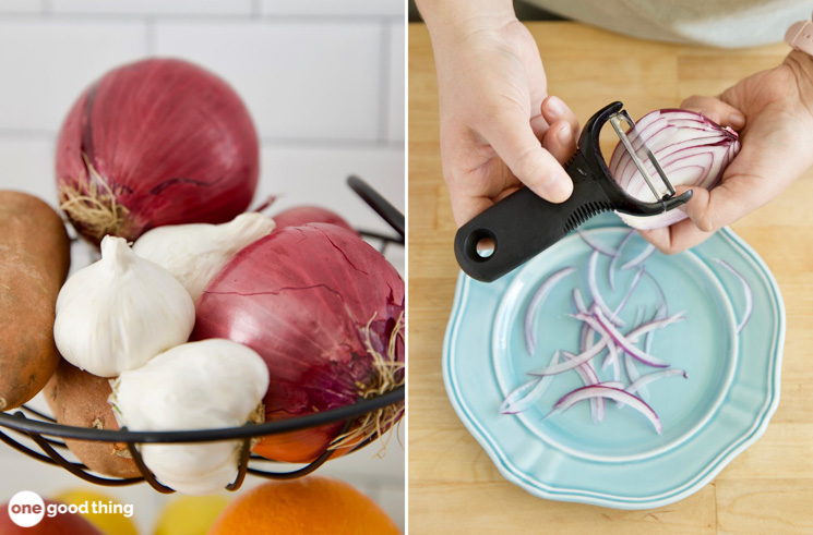 Tips For Cutting Onions