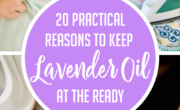 uses for lavender oil
