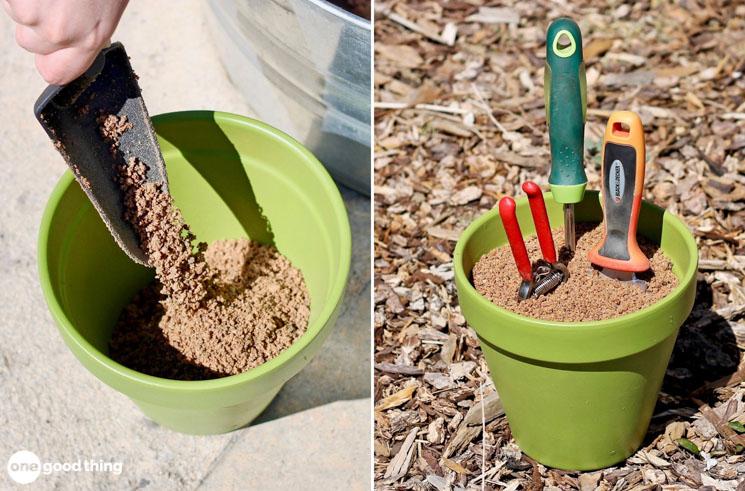 Gardening Hacks