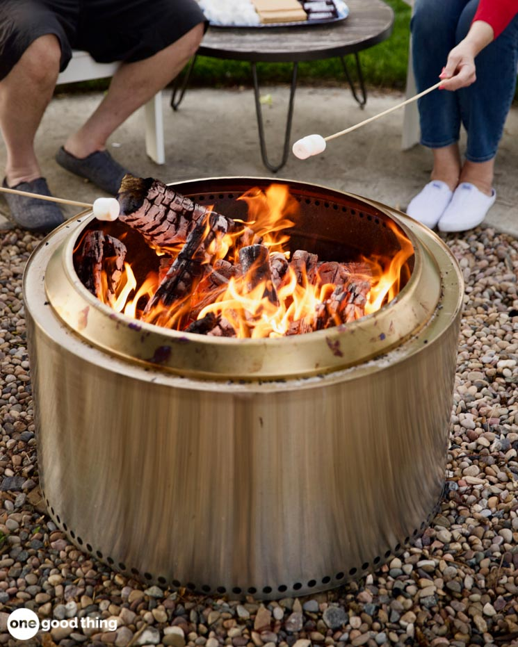 My New Fire Pit
