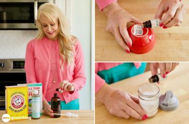 Simple Clean Essential Oil Blend