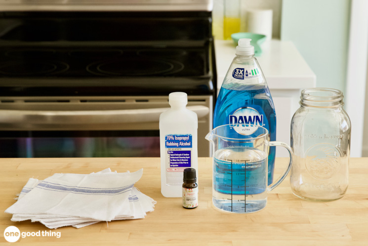 Reusable Disinfecting Wipes