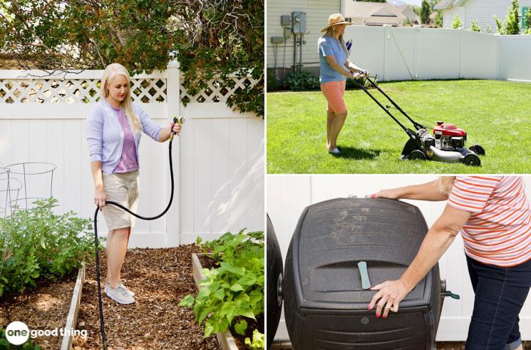 end-of-season gardening