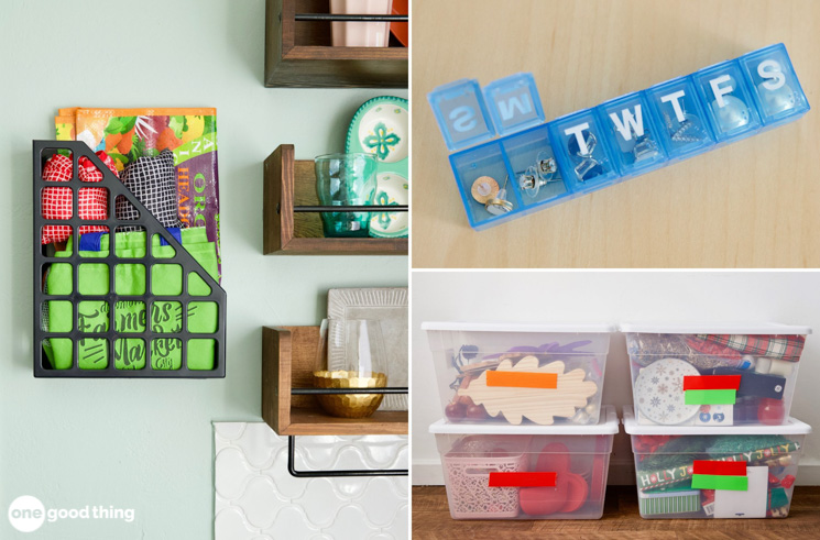 Get Organized In Minutes