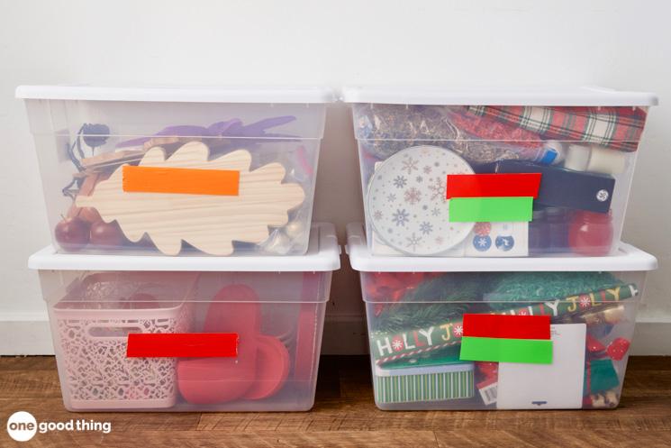 Easy Organizing Hacks