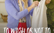 washing new clothes