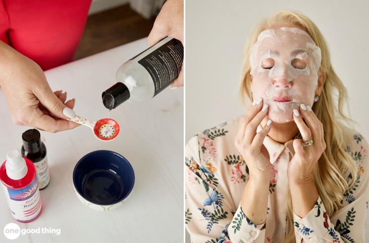 DIY Sheet Mask