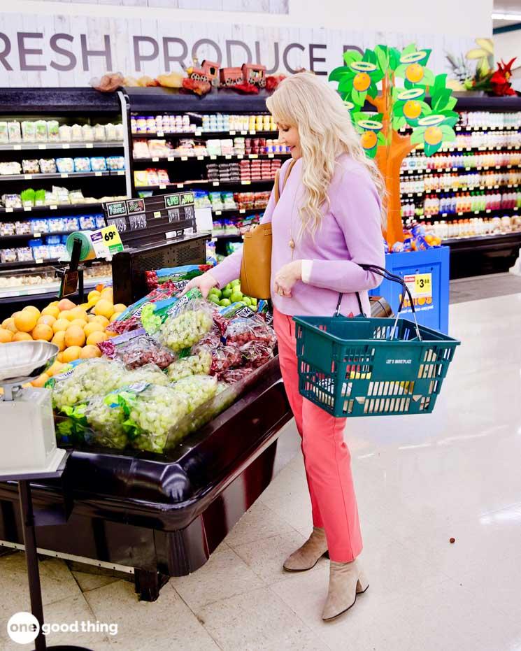 grocery store hacks