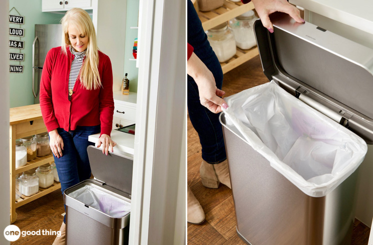 Avoid A Stinky Garbage Can