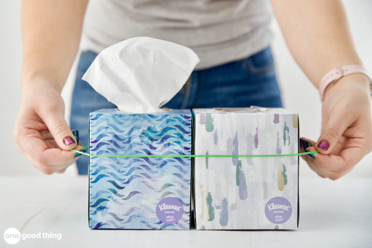 How To Make Your Own Aromatherapy Tissues