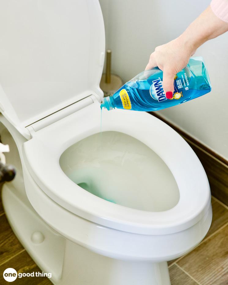 plumbers dawn trick