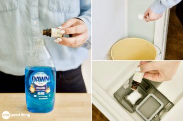 essential oil cleaning hacks